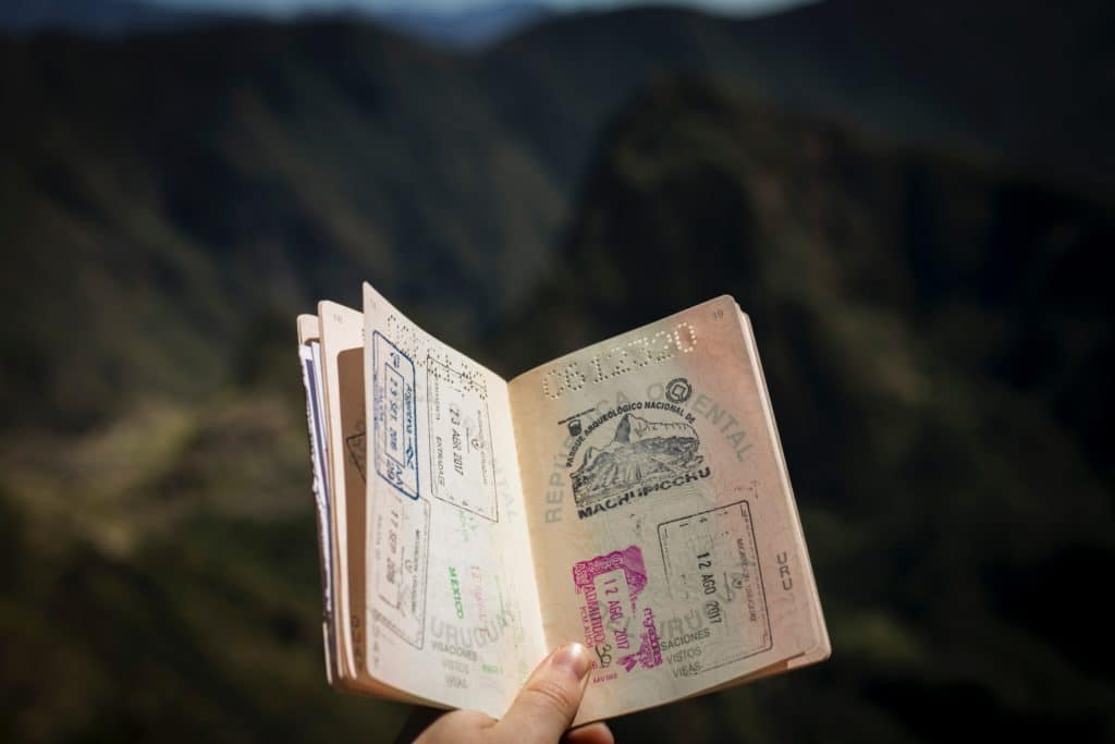 Passeport Visa Taïwan voyage préparatifs