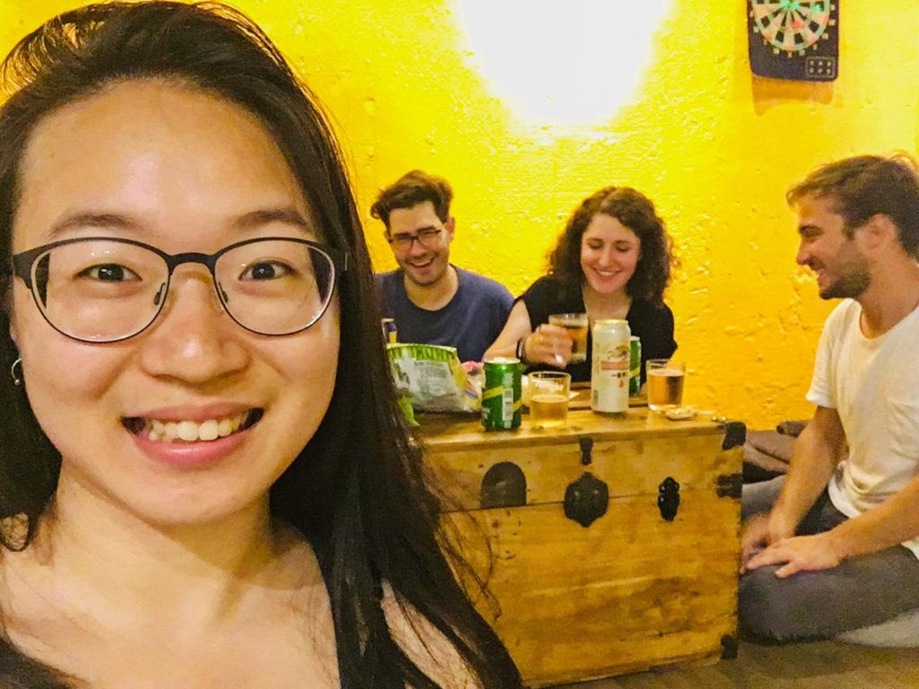 Taipei flip flop hostel auberge jeunesse Taiwan