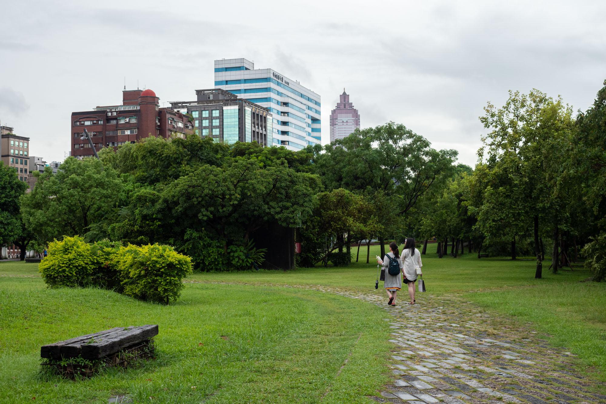 1914 Creative Park Taipei visite voyage