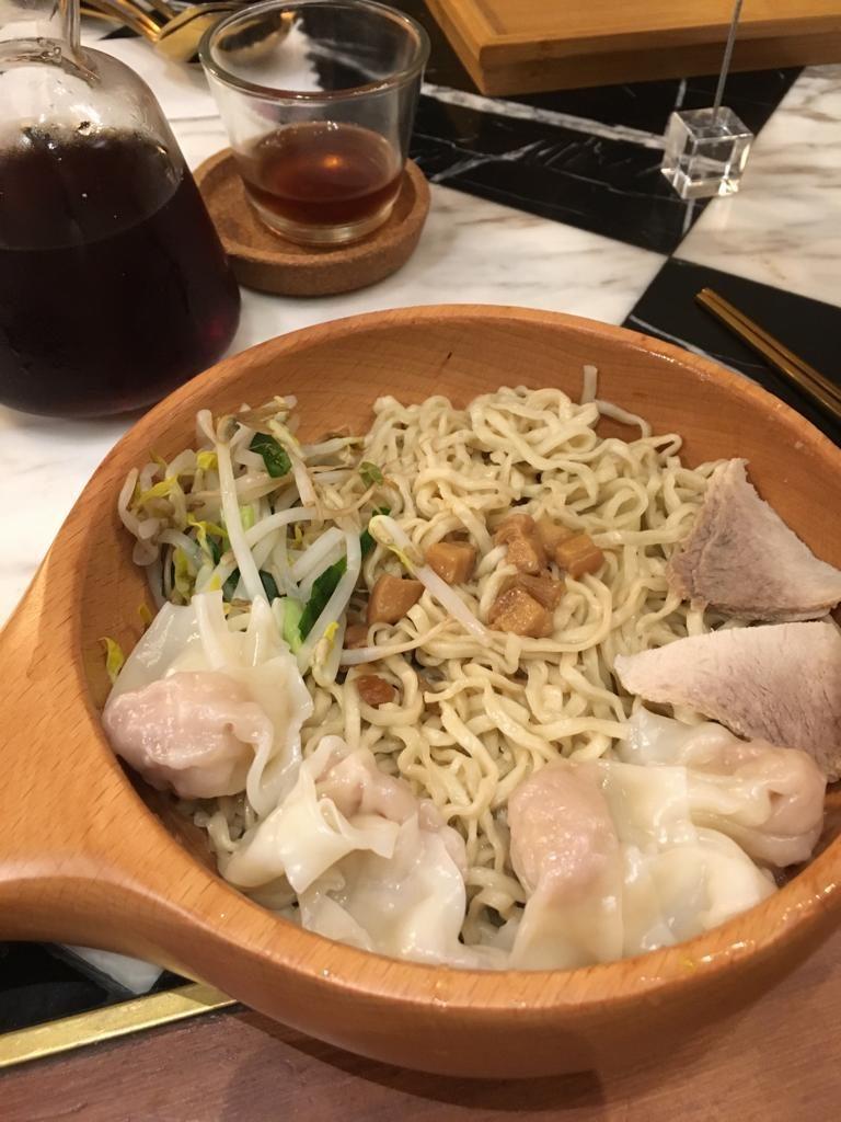 tainan nouilles chinoises plat nourriture