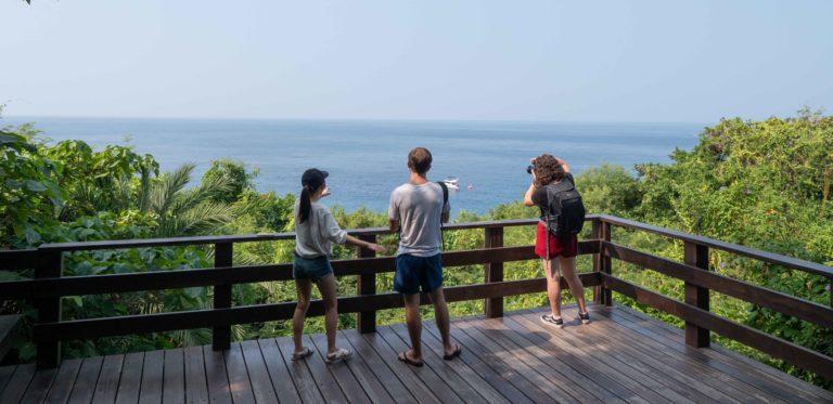 Taïwan paradis tortues snorkeling rêve