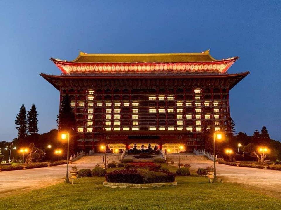 Grand hotel taipei jia you covid-19